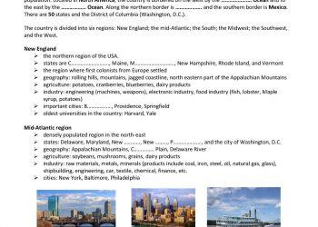 USA - Geography_Strana_1