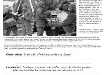 WORKSHEET - WW2-4